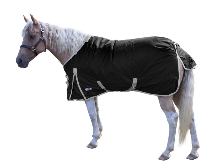 Derby Originals Classic 600D Medium Weight Winter Horse Turnout Blanket 250g