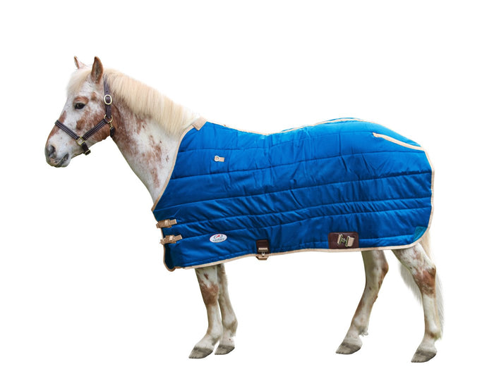Derby Originals 420D Nylon Heavyweight West Style Winter Horse Stable Blanket