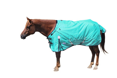 Derby Originals Nordic-Tough 1200D Heavy Weight Reflective Waterproof Winter Horse Turnout Blanket 300g with 2 Year Warranty