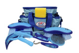 Derby Originals Premium Ringside 8 Item Horse Grooming Kits - Available in Eight Colors