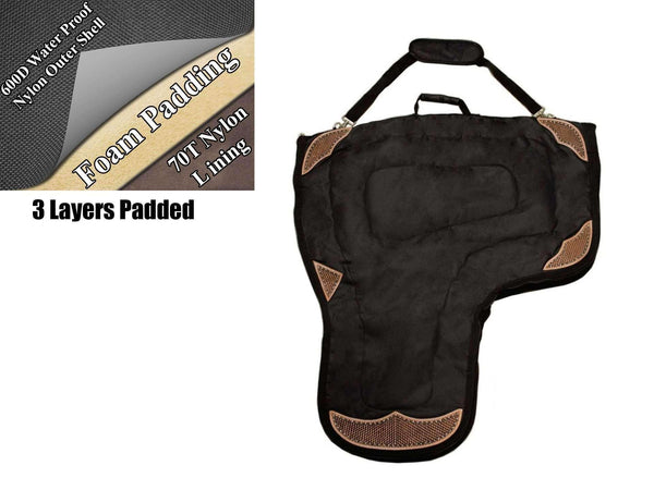 Durango Western Saddle Carry Bag by Tahoe Tack - Tack Wholesale