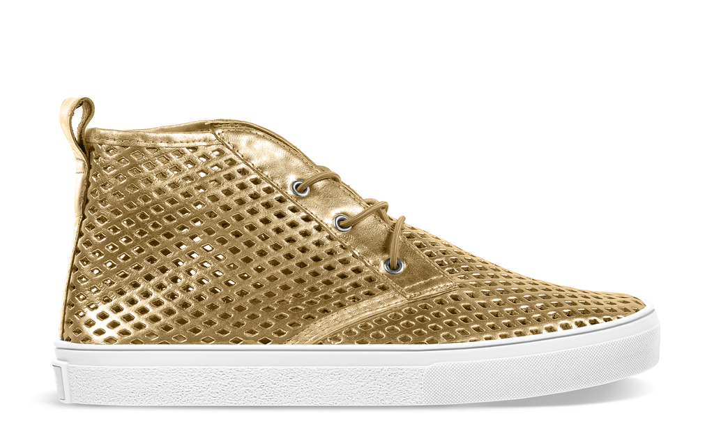Gold High Top Jib