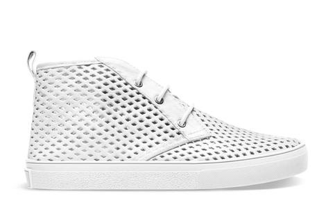 White High Top Jib