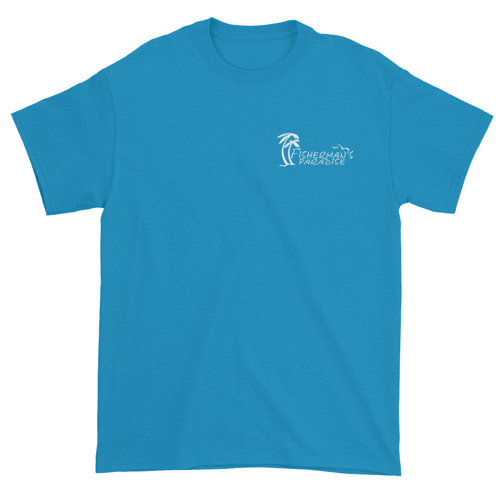 Fisherman's Paradise Short Sleeve t-shirt