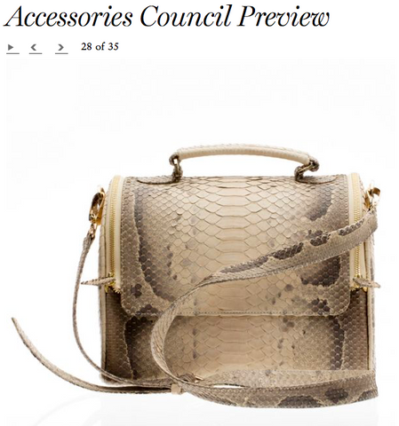 V-Day Preview: Accessories Council of New York