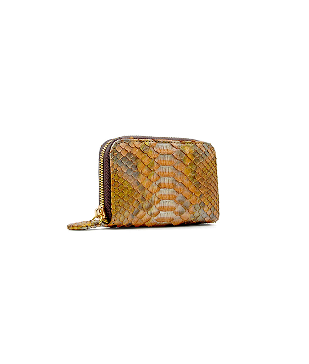 Yiya (The Mini Wallet)<br>Antique Gold
