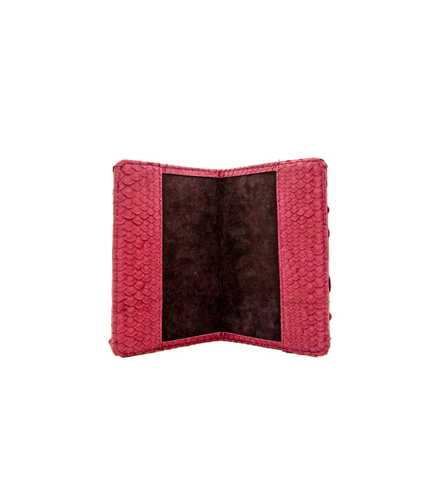 Passport Holder - Plum