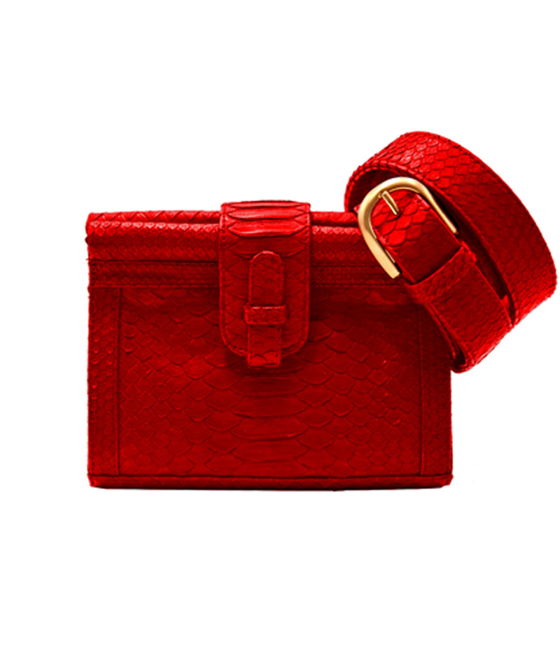 Carmen Fanny Pack - Red