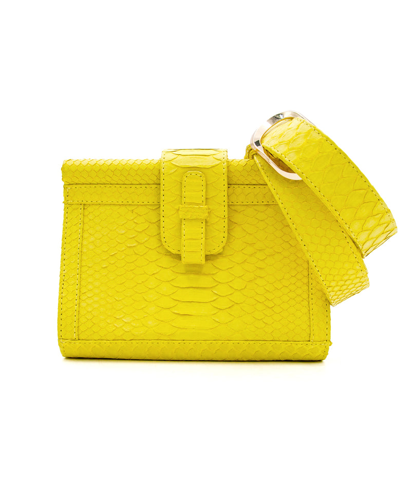 Carmen Fanny Pack - Canary Yellow