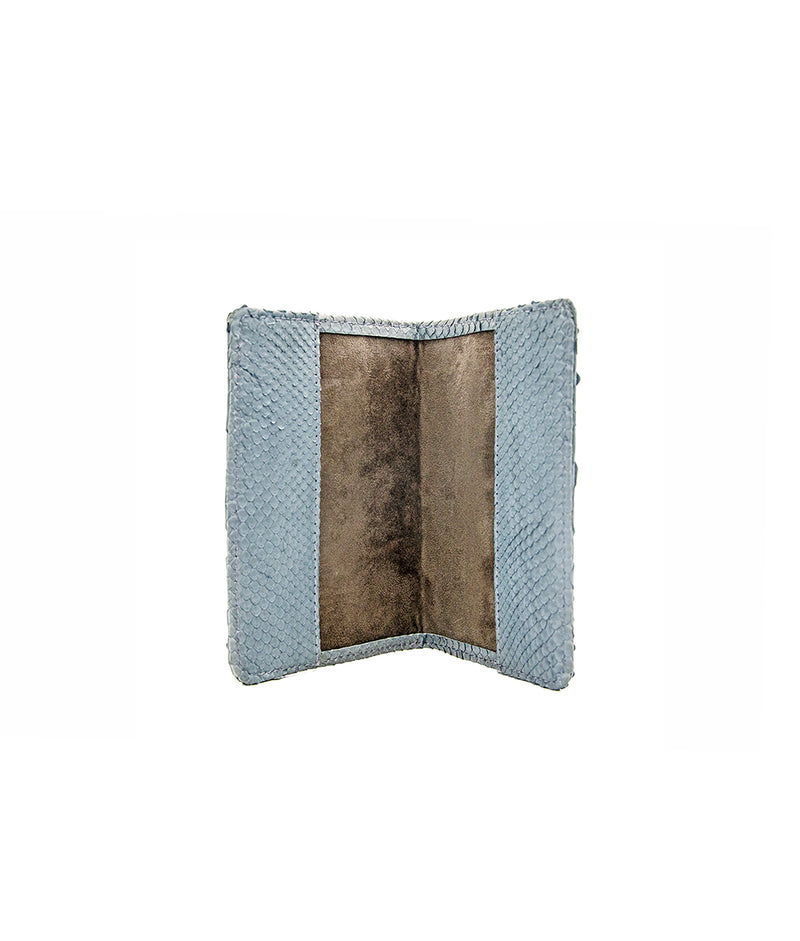 Passport Holder- Grey