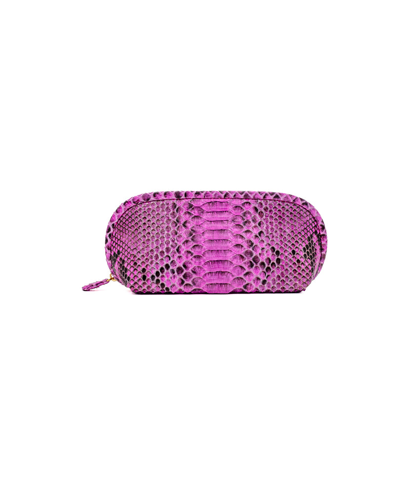Cosmetic Bag in Electric Lilac