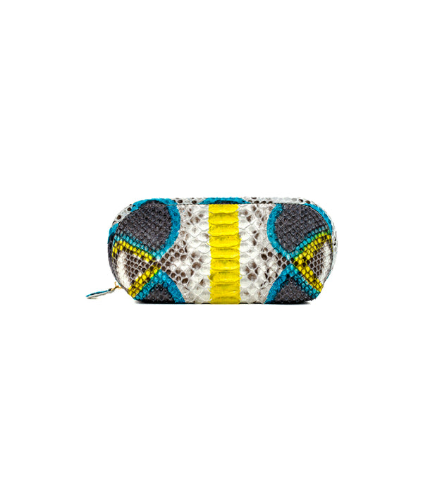 Cosmetic Bag in Macaw