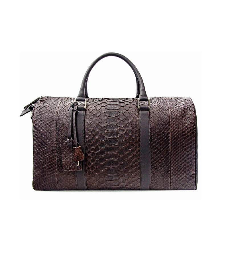 Duffel Bag - Dark Brown