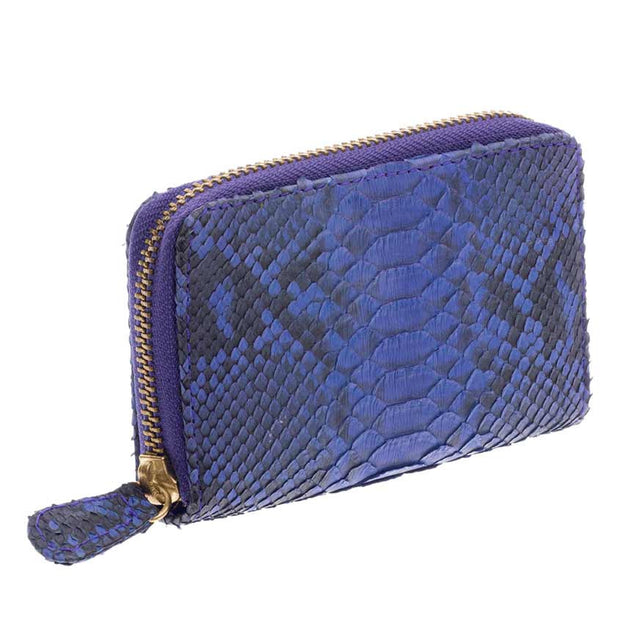Yiya (The Mini Wallet) Purple Scaled