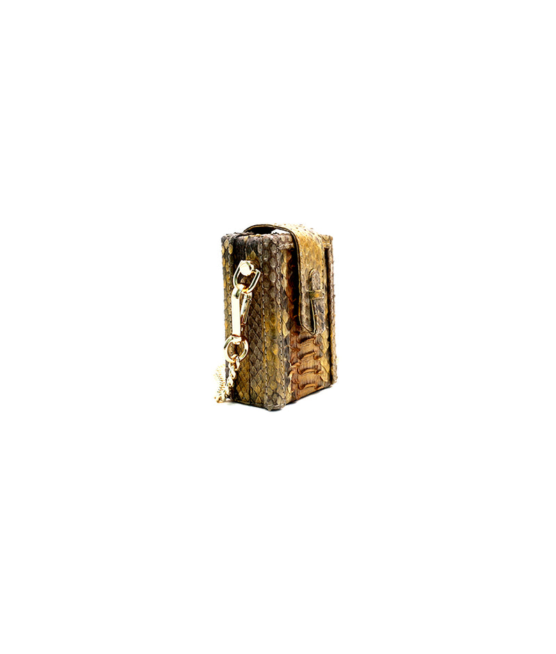 Mini Cigarette - Antique Gold