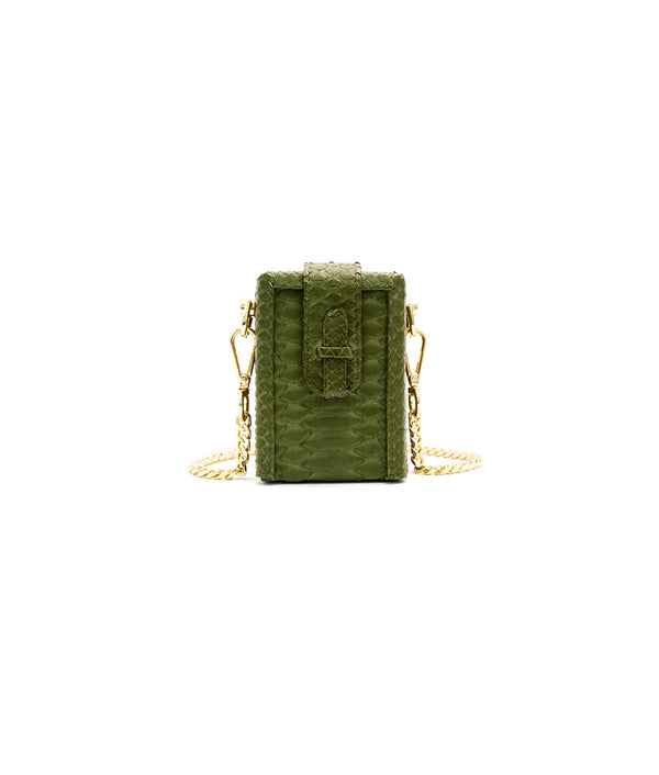 Le Cigarette Mini in Army Green