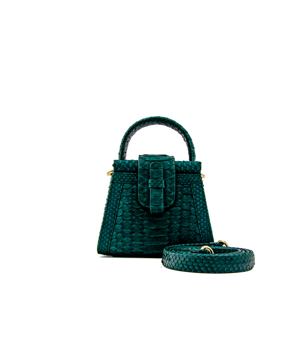 Violy Mini - Dark Green