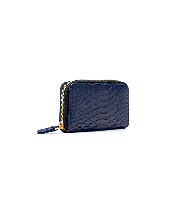 Yiya (The Mini Wallet) in Navy