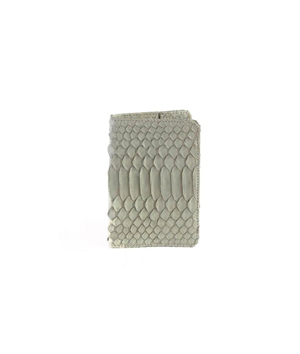 Passport Holder in Light Grey