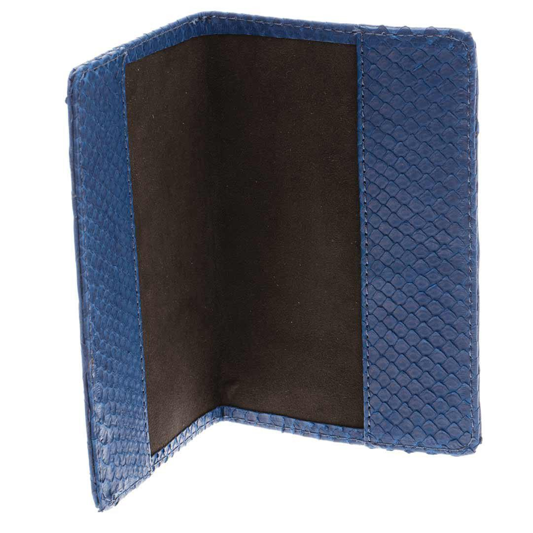 Passport Holder Royal Blue