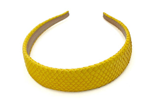 Headband - Yellow