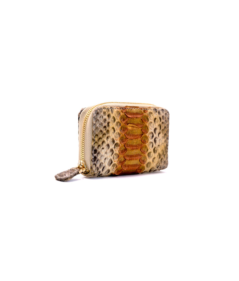 Yiya ( The Mini Wallet ) - Antique Gold