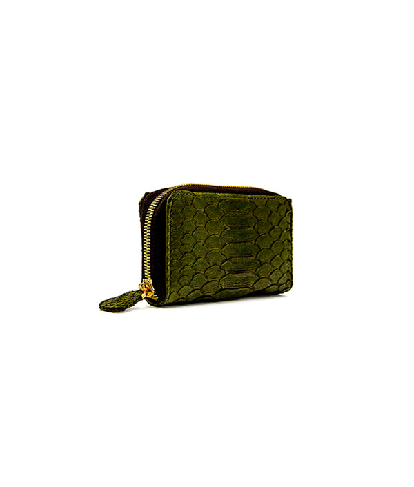 Yiya (The Mini Wallet)-Army Green