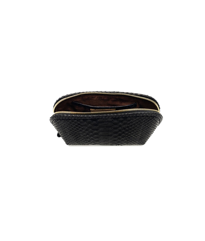 Cosmetic Bag in Black