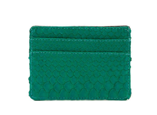 CC Holder - Emerald Green