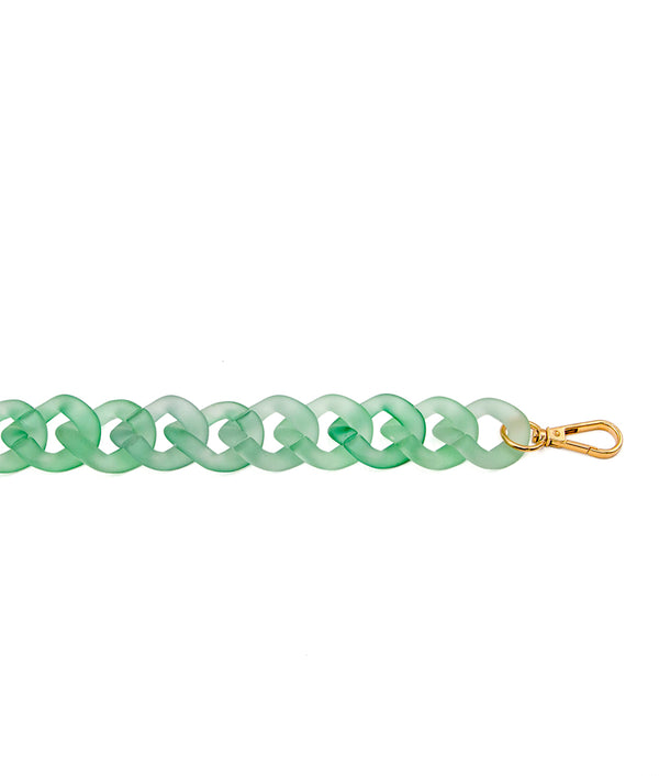 Acrylic Chain Matte Green
