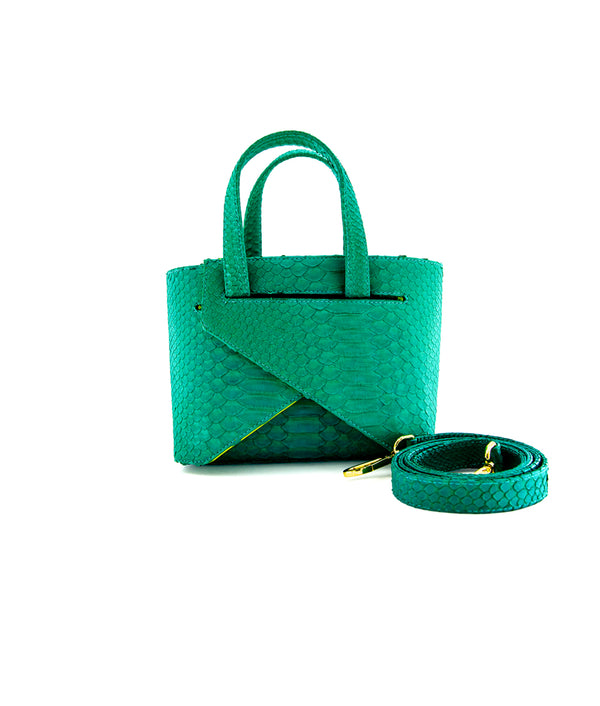 Mimi - Emerald/ Lime-Green