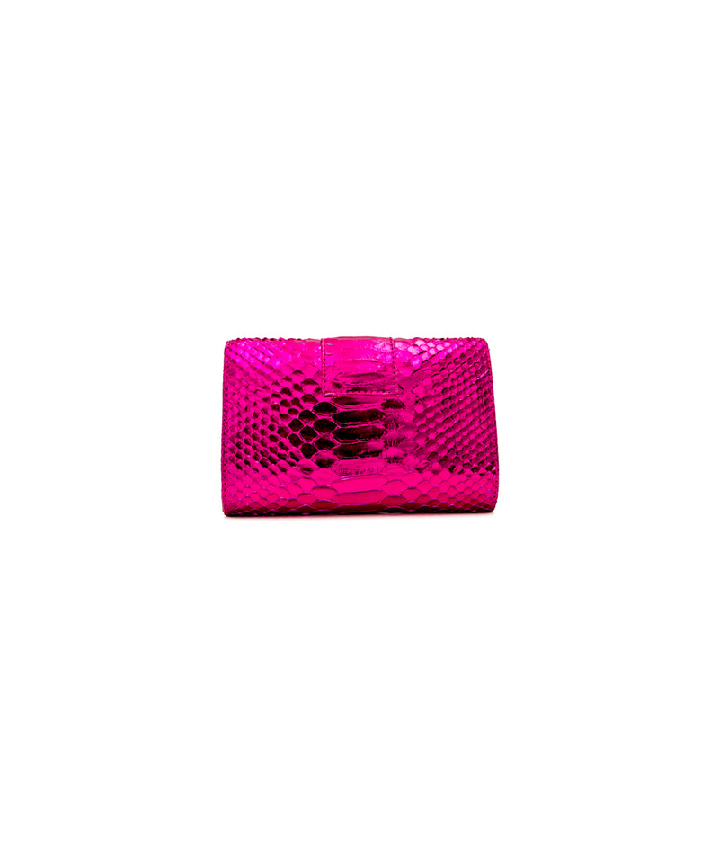 Rita (Small) - Metallic Pink