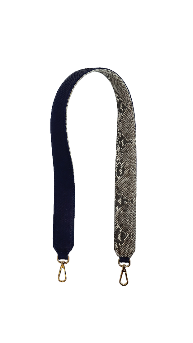 Clon Strap Navy Blue/Natural