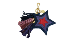 Star Charm - Purple/Bubblegum-Charms-Ximena Kavalekas