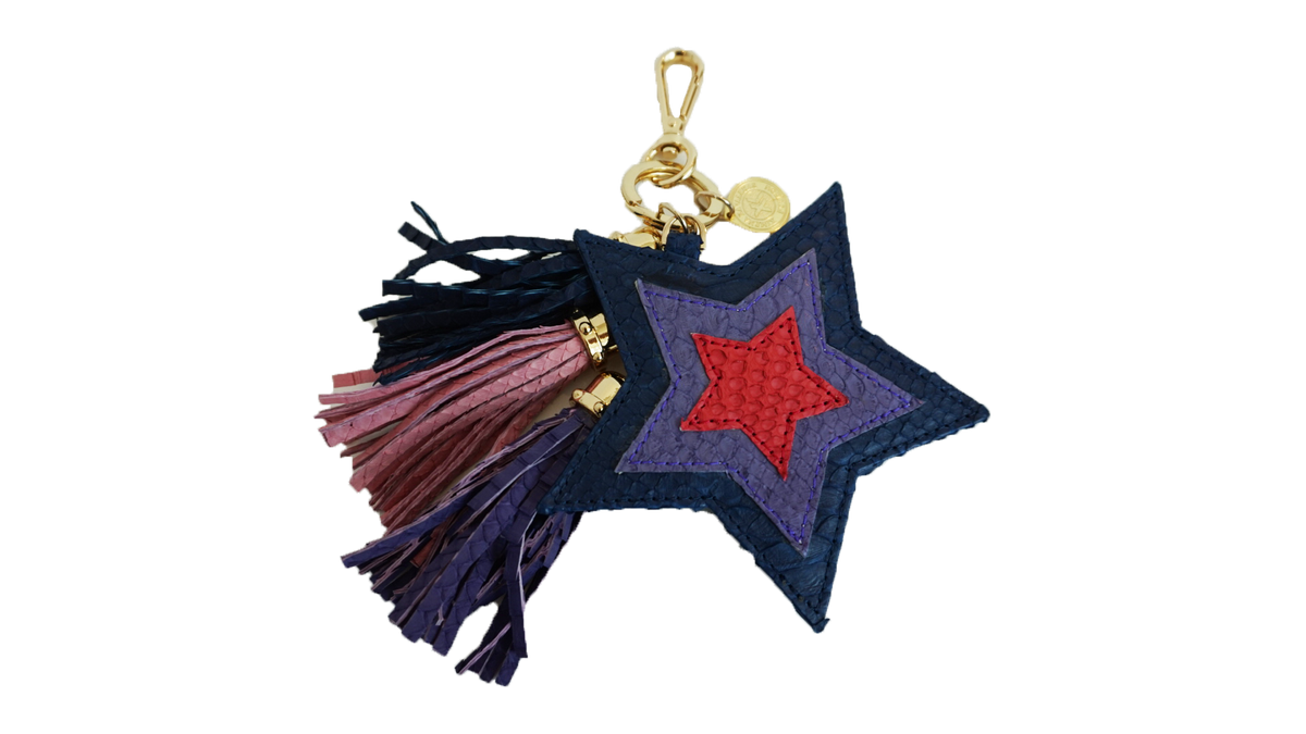 Star Charm Purple/Bubblegum