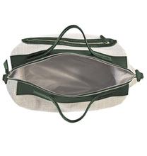 Weekender (Large) - Hunter Green Water Snake