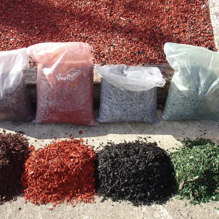 Surface Covering & Coloured Chip