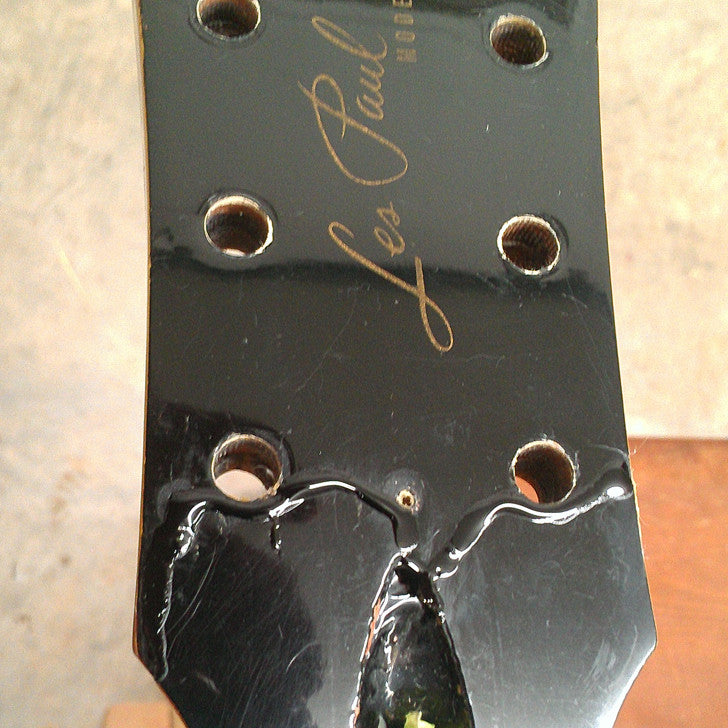 Guitar Repair After