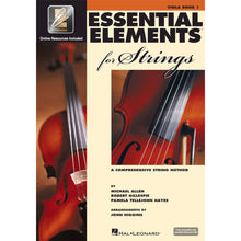 Essential Elements for Strings – Book 1 with EEi – Viola