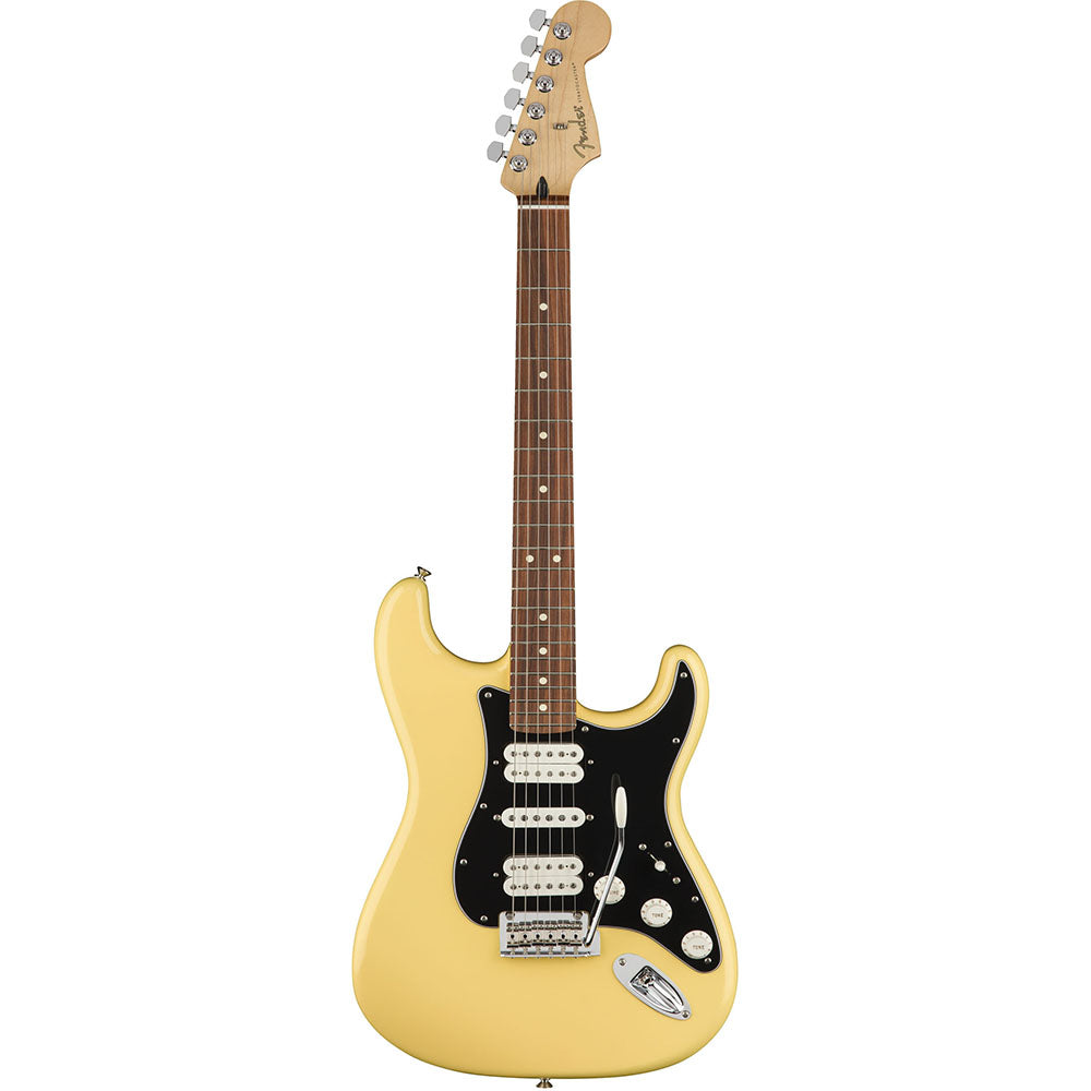 Fender Player Series Stratocaster HSH Electric Guitar PF in Buttercream