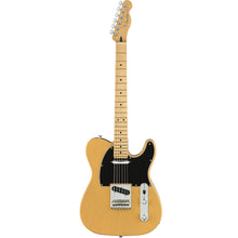 Fender Player Telecaster MN Electric Guitar in Butterscotch Blonde