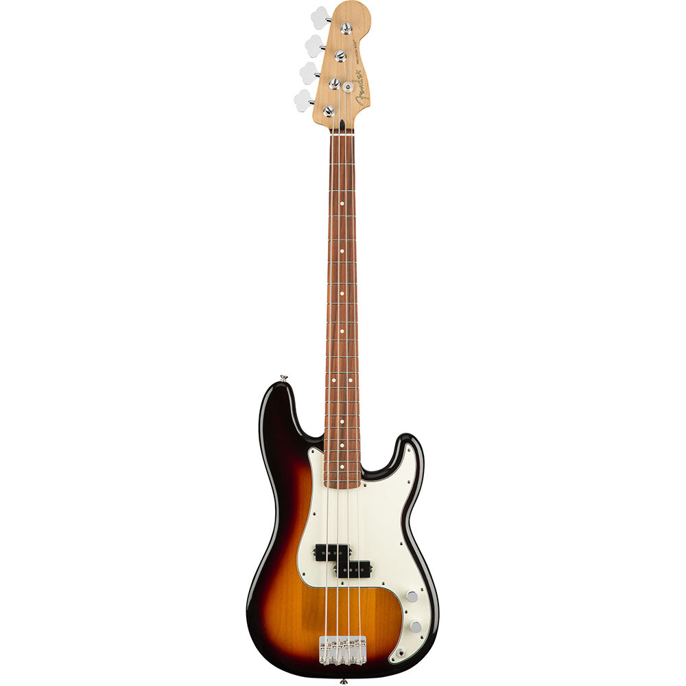 Fender Player Series Precision Bass Guitar PF in 3-Color Sunburst