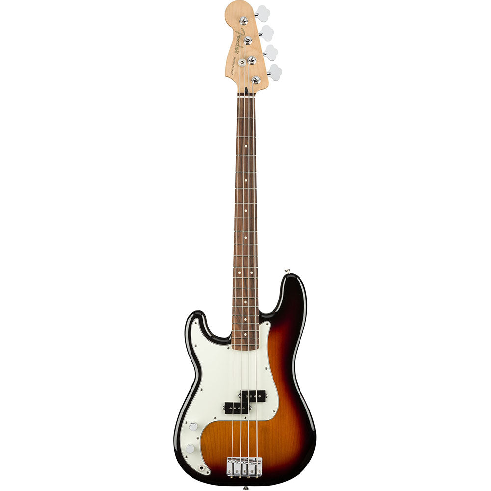Fender Player Series Precision Bass Guitar Left-Handed PF in 3-Color Sunburst