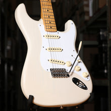 Fender Vintera '50s Stratocaster Electric Guitar in White Blonde Ash Body