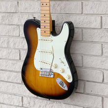 Used Fender Limited Edition Strat-Tele Hybrid in 2-Color Sunburst with Case