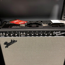 Fender '65 Deluxe Reverb Combo Tube Amplifier