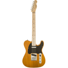 Squier Affinity Telecaster Electric Guitar MN in Butterscotch Blonde