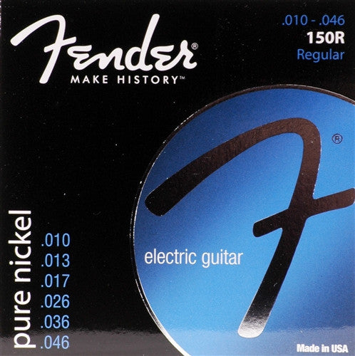 Fender Original 150 Pure Nickel Regular Electric Guitar Strings