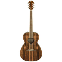 Fender 2019 Limited FA-235E Concert Acoustic Electric Striped Ebony Top