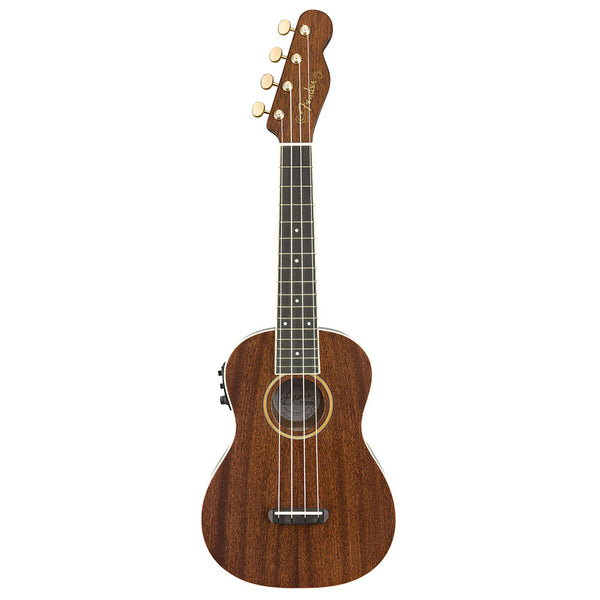 Fender Grace VanderWaal Signature Acoustic Electric Concert Ukulele
